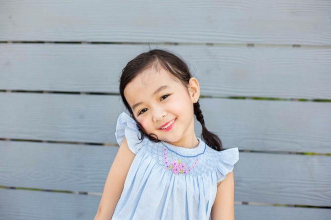 Loạt ảnh giải mã độ đáng yêu của mẫu nhí được ví là bản sao của Angela Phương Trinh - Ảnh 20.