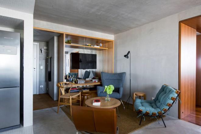 Chiêm ngưỡng căn hộ 80m² của chàng giám đốc trẻ vừa hiện đại lại mang tính giải trí cao