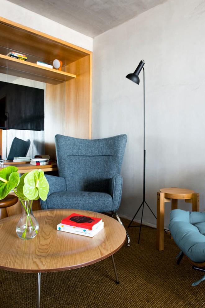 Chiêm ngưỡng căn hộ 80m² của chàng giám đốc trẻ vừa hiện đại lại mang tính giải trí cao - Ảnh 3.