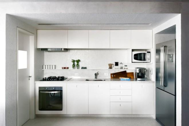 Chiêm ngưỡng căn hộ 80m² của chàng giám đốc trẻ vừa hiện đại lại mang tính giải trí cao - Ảnh 5.