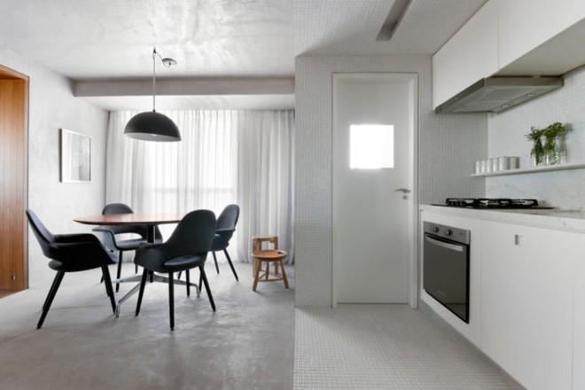 Chiêm ngưỡng căn hộ 80m² của chàng giám đốc trẻ vừa hiện đại lại mang tính giải trí cao - Ảnh 6.
