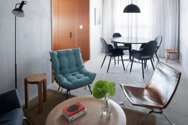 Chiêm ngưỡng căn hộ 80m² của chàng giám đốc trẻ vừa hiện đại lại mang tính giải trí cao - Ảnh 7.