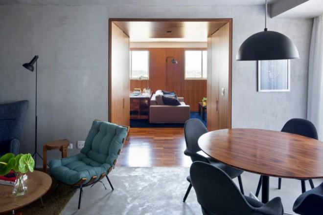 Chiêm ngưỡng căn hộ 80m² của chàng giám đốc trẻ vừa hiện đại lại mang tính giải trí cao - Ảnh 8.