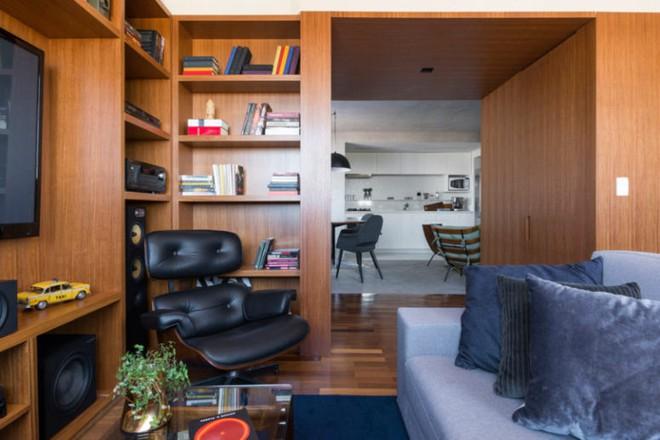 Chiêm ngưỡng căn hộ 80m² của chàng giám đốc trẻ vừa hiện đại lại mang tính giải trí cao - Ảnh 10.