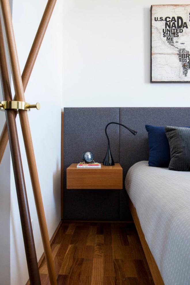 Chiêm ngưỡng căn hộ 80m² của chàng giám đốc trẻ vừa hiện đại lại mang tính giải trí cao - Ảnh 12.