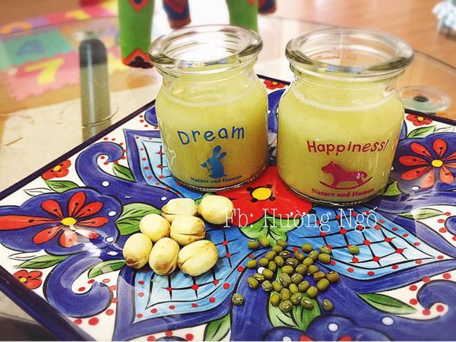 Mẹ đảm gợi ý công thức các món sữa hạt vừa ngon, bổ lại dễ làm cho bé - Ảnh 9.