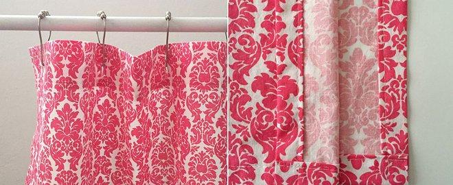 6 ý tưởng tự tay thiết kế rèm nhà tắm đáng để học tập - Ảnh 5.