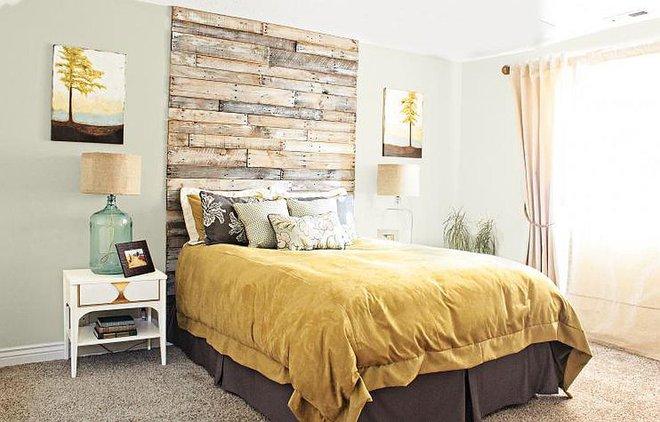 Ý tưởng trang trí và thiết kế lưu trữ cho phòng ngủ đón năm mới - Ảnh 2.