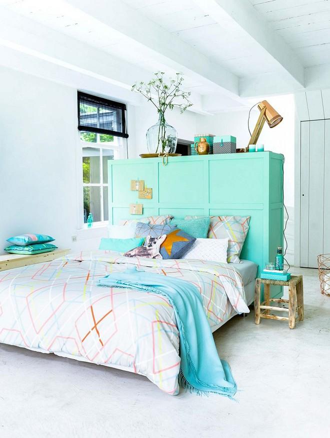 Ý tưởng trang trí và thiết kế lưu trữ cho phòng ngủ đón năm mới - Ảnh 4.