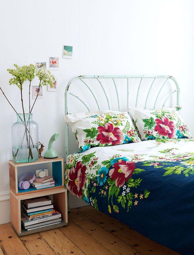 Ý tưởng trang trí và thiết kế lưu trữ cho phòng ngủ đón năm mới - Ảnh 7.