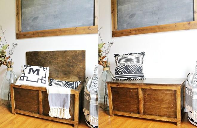 Ý tưởng trang trí và thiết kế lưu trữ cho phòng ngủ đón năm mới - Ảnh 8.