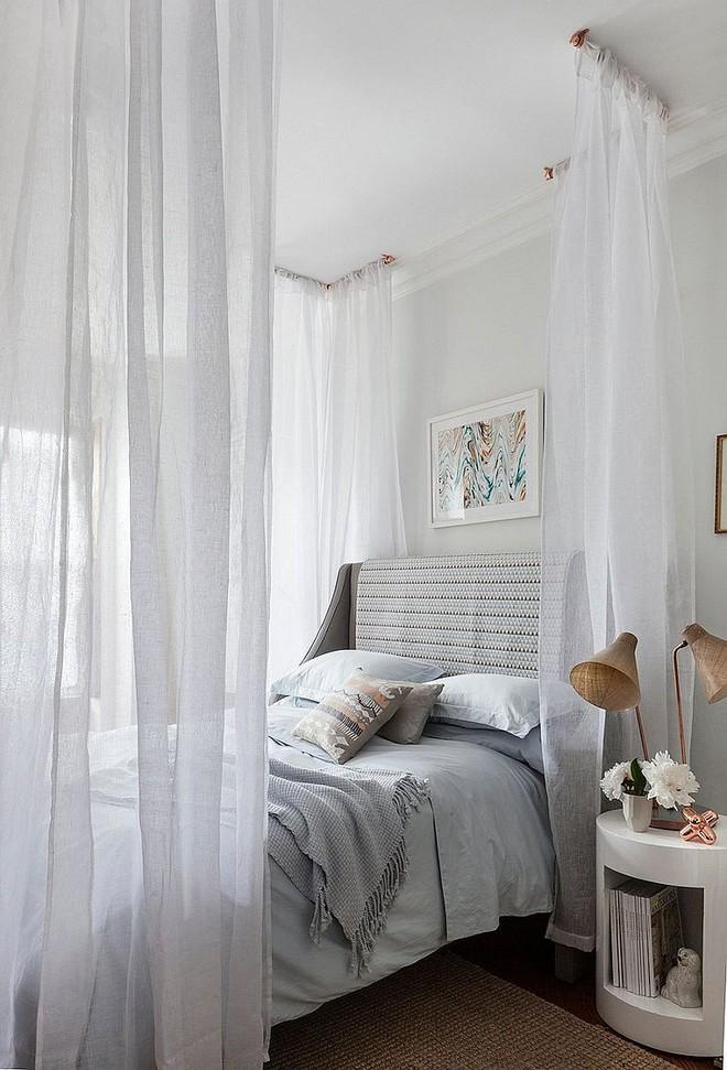 Ý tưởng trang trí và thiết kế lưu trữ cho phòng ngủ đón năm mới - Ảnh 10.