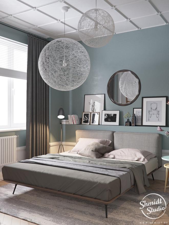 Căn hộ 3 phòng ngủ theo phong cách Scandinavian đẹp hoàn hảo như một bài thơ - Ảnh 18.