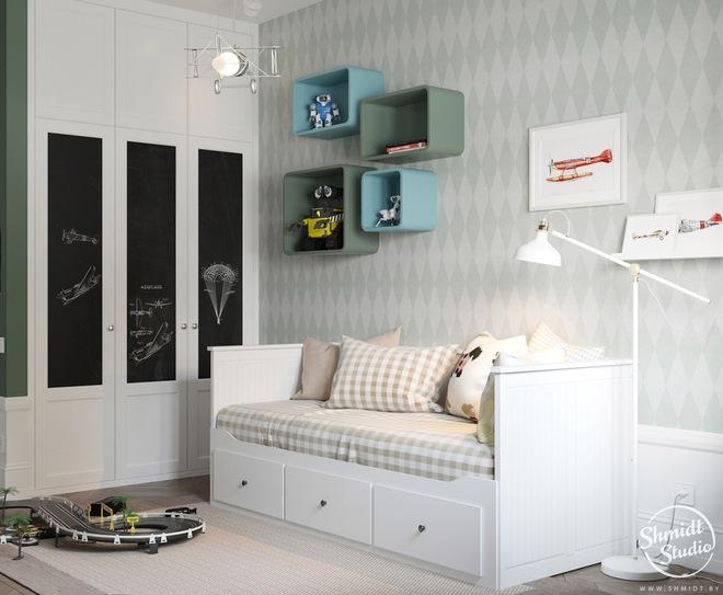 Căn hộ 3 phòng ngủ theo phong cách Scandinavian đẹp hoàn hảo như một bài thơ - Ảnh 27.