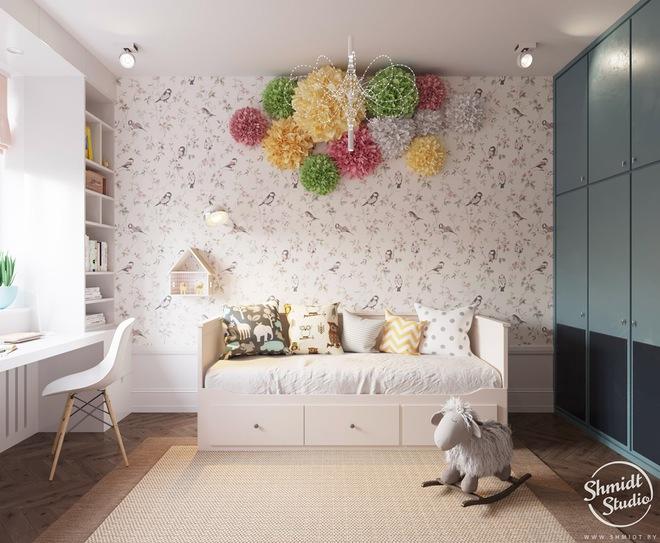 Căn hộ 3 phòng ngủ theo phong cách Scandinavian đẹp hoàn hảo như một bài thơ - Ảnh 31.