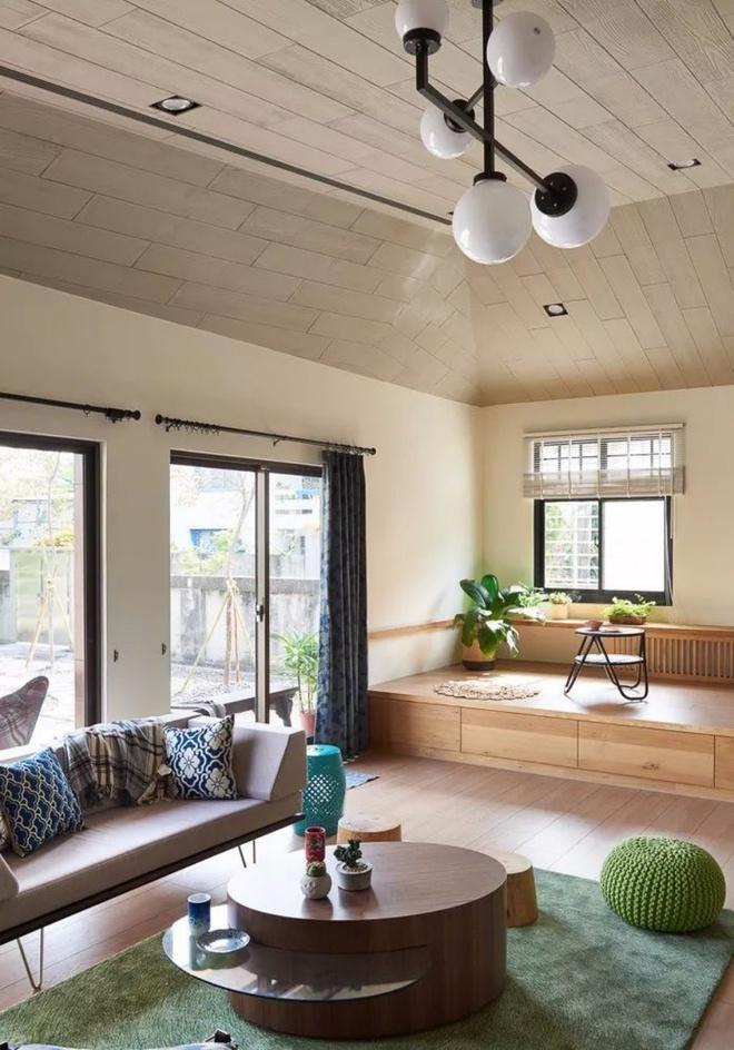 Ngôi nhà ngập tràn yêu thương, đầy nắng gió và cây xanh của cặp vợ chồng trẻ - Ảnh 5.