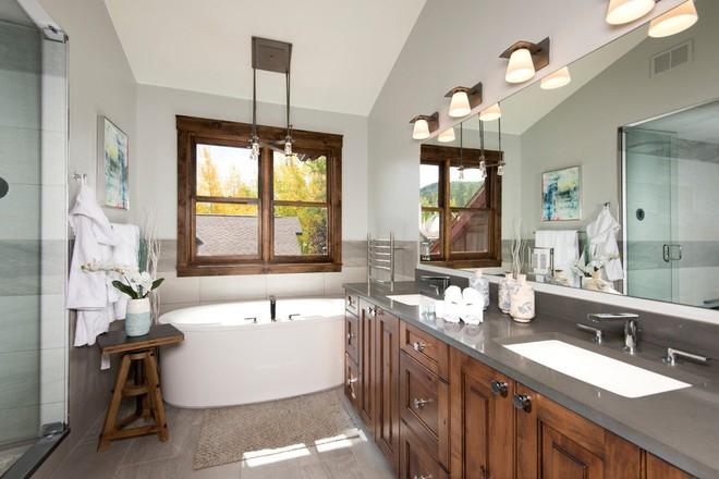 Nếu định cải tạo phòng tắm, bạn không thể bỏ lỡ những gợi ý hữu ích này - Ảnh 1.