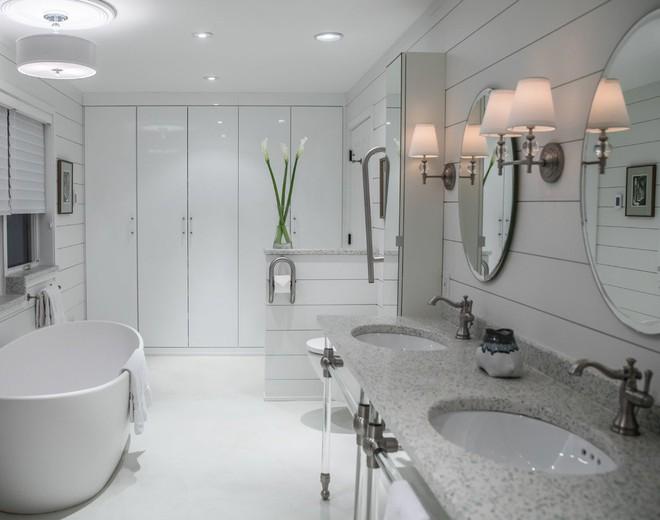 Nếu định cải tạo phòng tắm, bạn không thể bỏ lỡ những gợi ý hữu ích này - Ảnh 6.