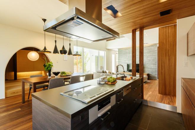 Những căn bếp khiến ai cũng phải lòng ngay từ cái nhìn đầu tiên - Ảnh 1.