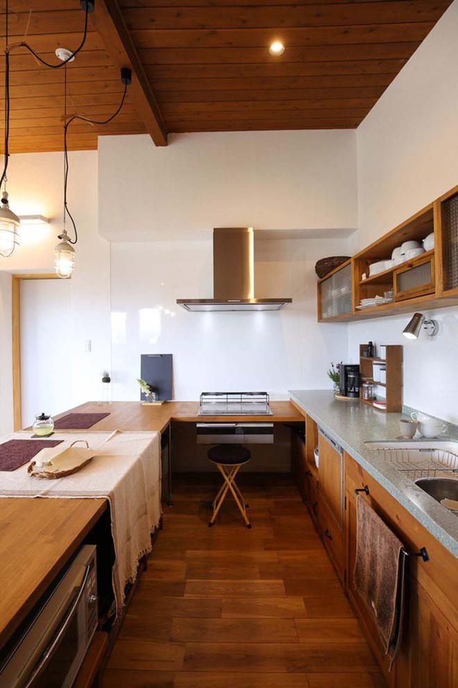 Những căn bếp khiến ai cũng phải lòng ngay từ cái nhìn đầu tiên - Ảnh 7.