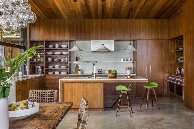 Những căn bếp khiến ai cũng phải lòng ngay từ cái nhìn đầu tiên - Ảnh 9.