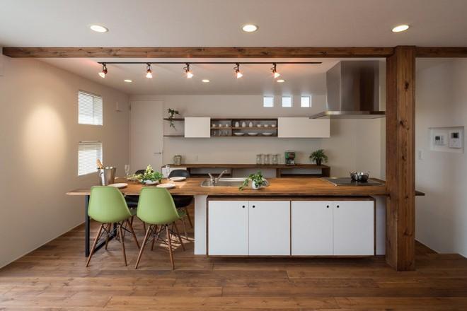 Những căn bếp khiến ai cũng phải lòng ngay từ cái nhìn đầu tiên - Ảnh 10.