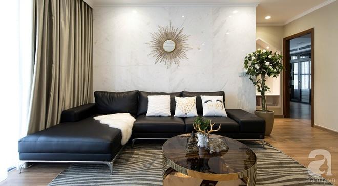 Chi 300 triệu đồng cải tạo trong vòng 45 ngày, căn hộ 126m² ở Hà Nội lột xác đẹp đến bất ngờ - Ảnh 5.