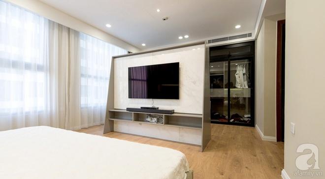 Chi 300 triệu đồng cải tạo trong vòng 45 ngày, căn hộ 126m² ở Hà Nội lột xác đẹp đến bất ngờ - Ảnh 13.