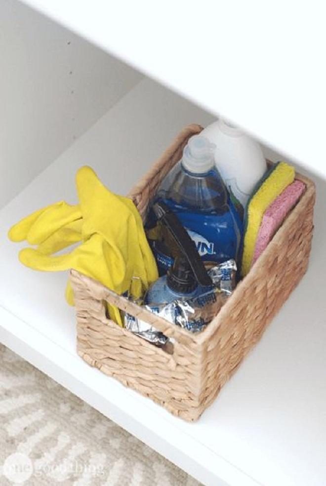 8 mẹo vặt đơn giản giúp bạn tiết kiệm thời gian tẩy rửa và dọn dẹp trong ngày Tết - Ảnh 4.