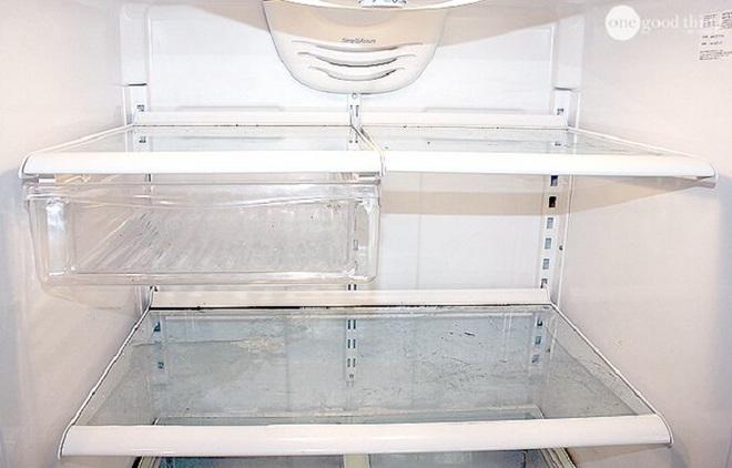 Mách bạn cách làm sạch và sắp xếp thực phẩm trong tủ lạnh ngày Tết - Ảnh 3.