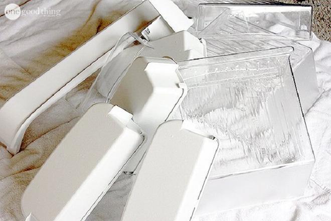 Mách bạn cách làm sạch và sắp xếp thực phẩm trong tủ lạnh ngày Tết - Ảnh 7.