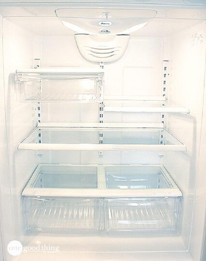 Mách bạn cách làm sạch và sắp xếp thực phẩm trong tủ lạnh ngày Tết - Ảnh 8.