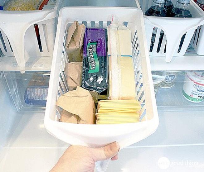 Mách bạn cách làm sạch và sắp xếp thực phẩm trong tủ lạnh ngày Tết - Ảnh 11.