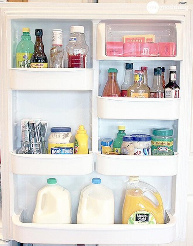Mách bạn cách làm sạch và sắp xếp thực phẩm trong tủ lạnh ngày Tết - Ảnh 14.
