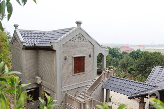 Ngôi nhà vườn hoài cổ với mái nhuốm màu thời gian bình yên giữa núi đồi Bắc Ninh - Ảnh 11.