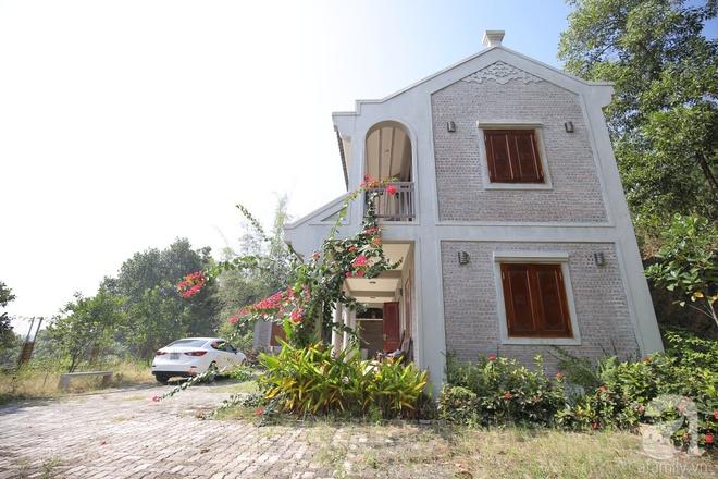 Ngôi nhà vườn hoài cổ với mái nhuốm màu thời gian bình yên giữa núi đồi Bắc Ninh - Ảnh 12.