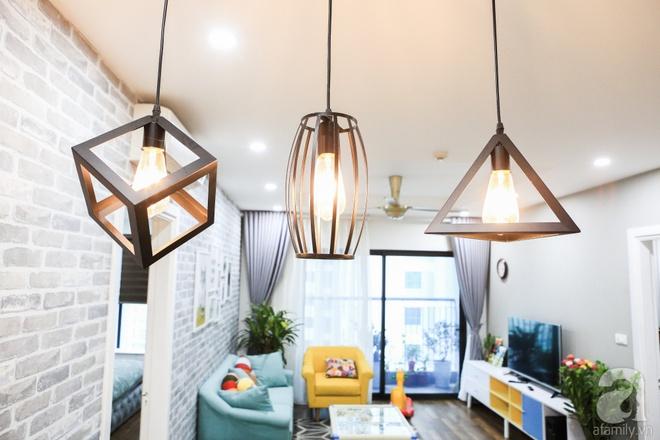 Căn hộ 110m² góc nào cũng xinh của vợ chồng trẻ tự tay thiết kế - Ảnh 1.