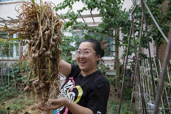Ngôi nhà được cải tạo bằng vật liệu tái chế và cuộc sống ý nghĩa của cô gái quanh năm thu lượm rác thải để làm sạch môi trường - Ảnh 9.