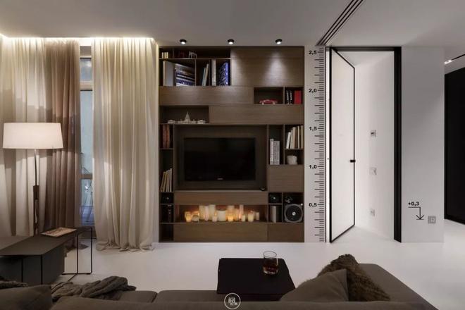Căn hộ 44m² đẹp không giới hạn nhờ áp dụng cực hiệu quả phong cách tối giản - Ảnh 10.