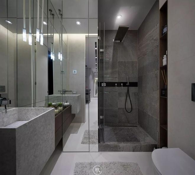 Căn hộ 44m² đẹp không giới hạn nhờ áp dụng cực hiệu quả phong cách tối giản - Ảnh 14.