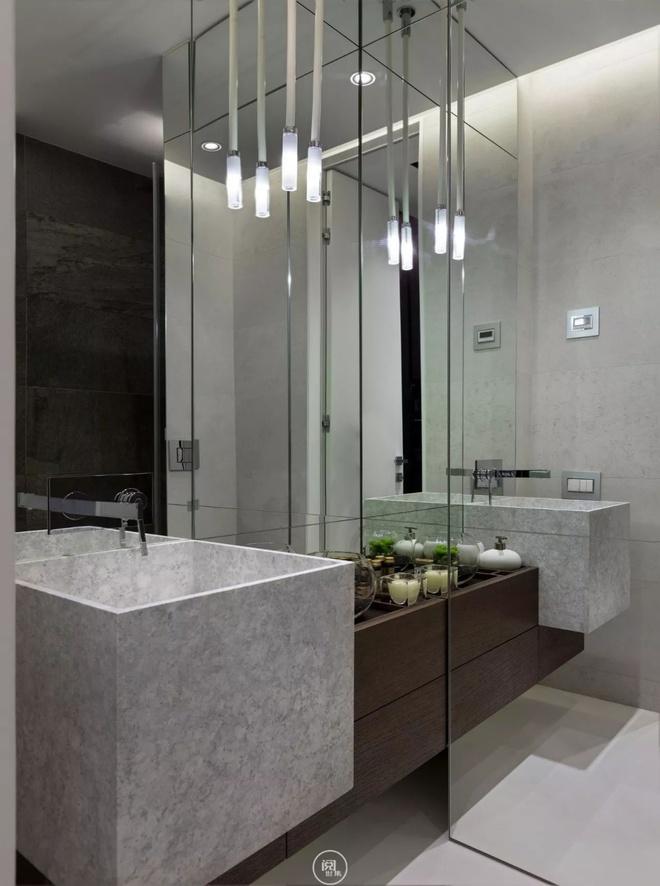 Căn hộ 44m² đẹp không giới hạn nhờ áp dụng cực hiệu quả phong cách tối giản - Ảnh 15.