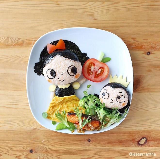 Để con hết kén ăn, bà mẹ khéo tay đã biến bữa ăn thành kiệt tác nghệ thuật - Ảnh 26.