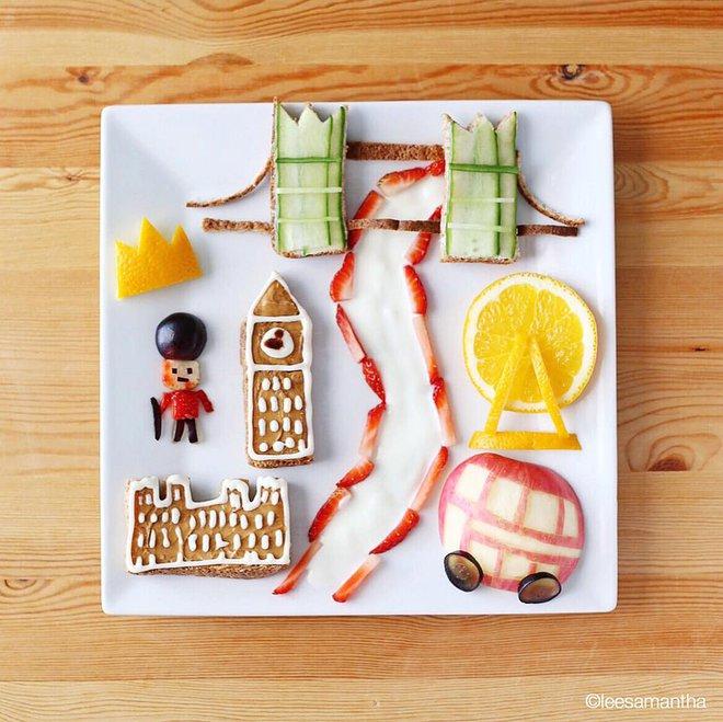 Để con hết kén ăn, bà mẹ khéo tay đã biến bữa ăn thành kiệt tác nghệ thuật - Ảnh 29.