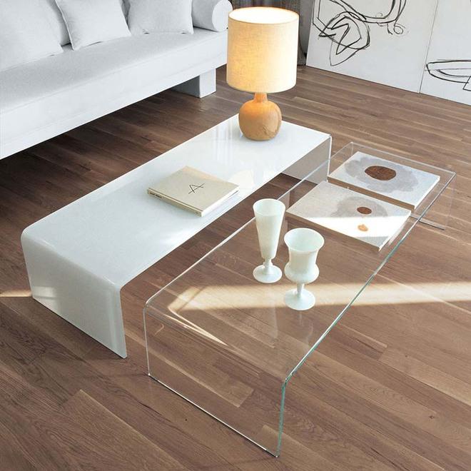Nếu sợ phòng khách chưa đủ lôi cuốn thì nhanh tay chọn ngay những mẫu bàn trà dưới đây - Ảnh 5.