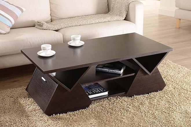Nếu sợ phòng khách chưa đủ lôi cuốn thì nhanh tay chọn ngay những mẫu bàn trà dưới đây - Ảnh 8.