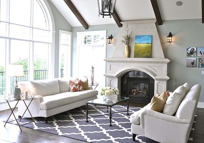 Thì ra đây là lý do mà người người nhà nhà đều sử dụng thảm trải sàn - Ảnh 1.