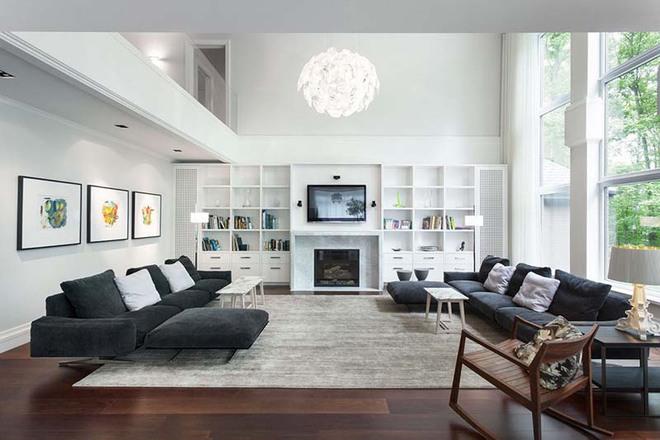 Thì ra đây là lý do mà người người nhà nhà đều sử dụng thảm trải sàn - Ảnh 3.