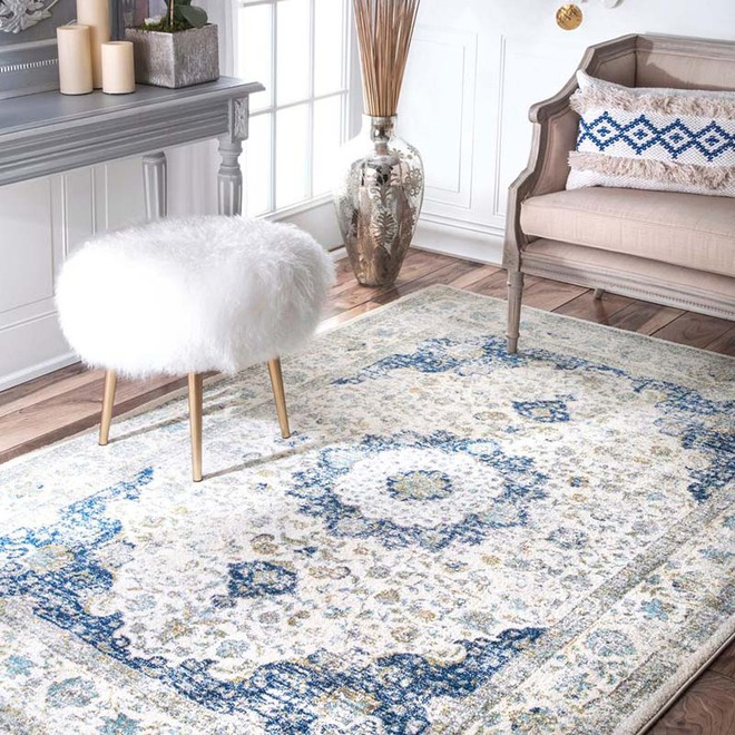 Thì ra đây là lý do mà người người nhà nhà đều sử dụng thảm trải sàn - Ảnh 7.