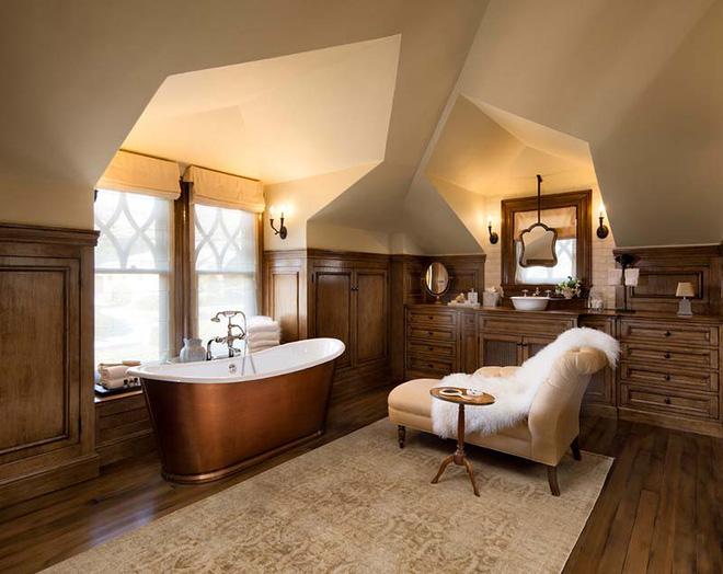 Những nhà tắm mang phong cách vùng Địa Trung Hải đầy nắng và gió - Ảnh 5.