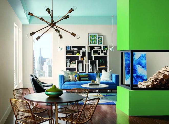 Năm 2018 sẽ gọi tên 3 xu hướng màu sắc sơn nhà mới và compo thứ 3 sẽ khiến bạn phải ngạc nhiên đấy - Ảnh 6.